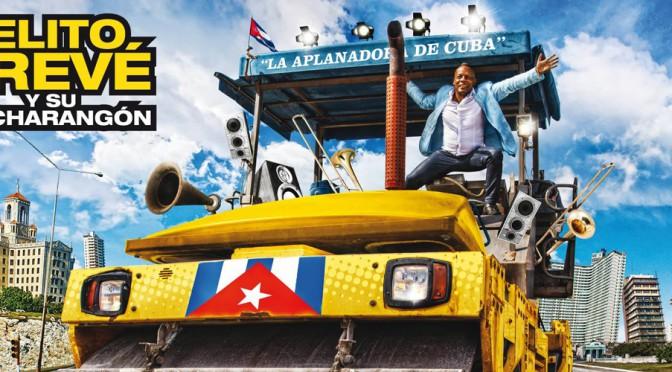 La Aplanadora de Cuba by Elito Revé. A great success to dance to Cuban Music!